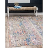Unique Loom Prado Basilica Area Rug - 9' x 12'