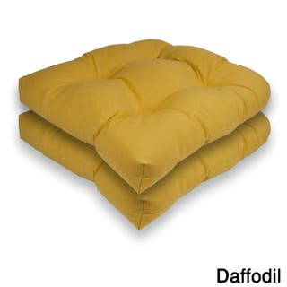 Yellow Outdoor Cushions Amp Pillows For Less Overstock