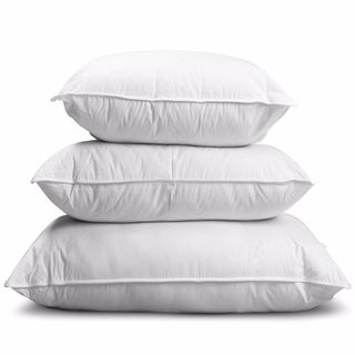 Providence Premium Medium Hungarian Goose Down Pillow - White