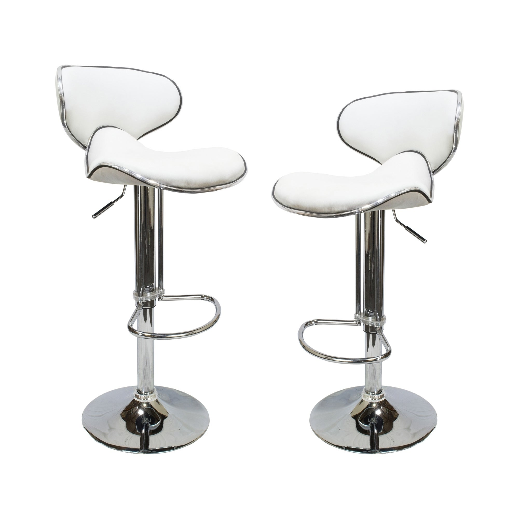 Superb Best Master Furniture Modern Adjustable Swivel Bar Stool Set Of 2 Squirreltailoven Fun Painted Chair Ideas Images Squirreltailovenorg