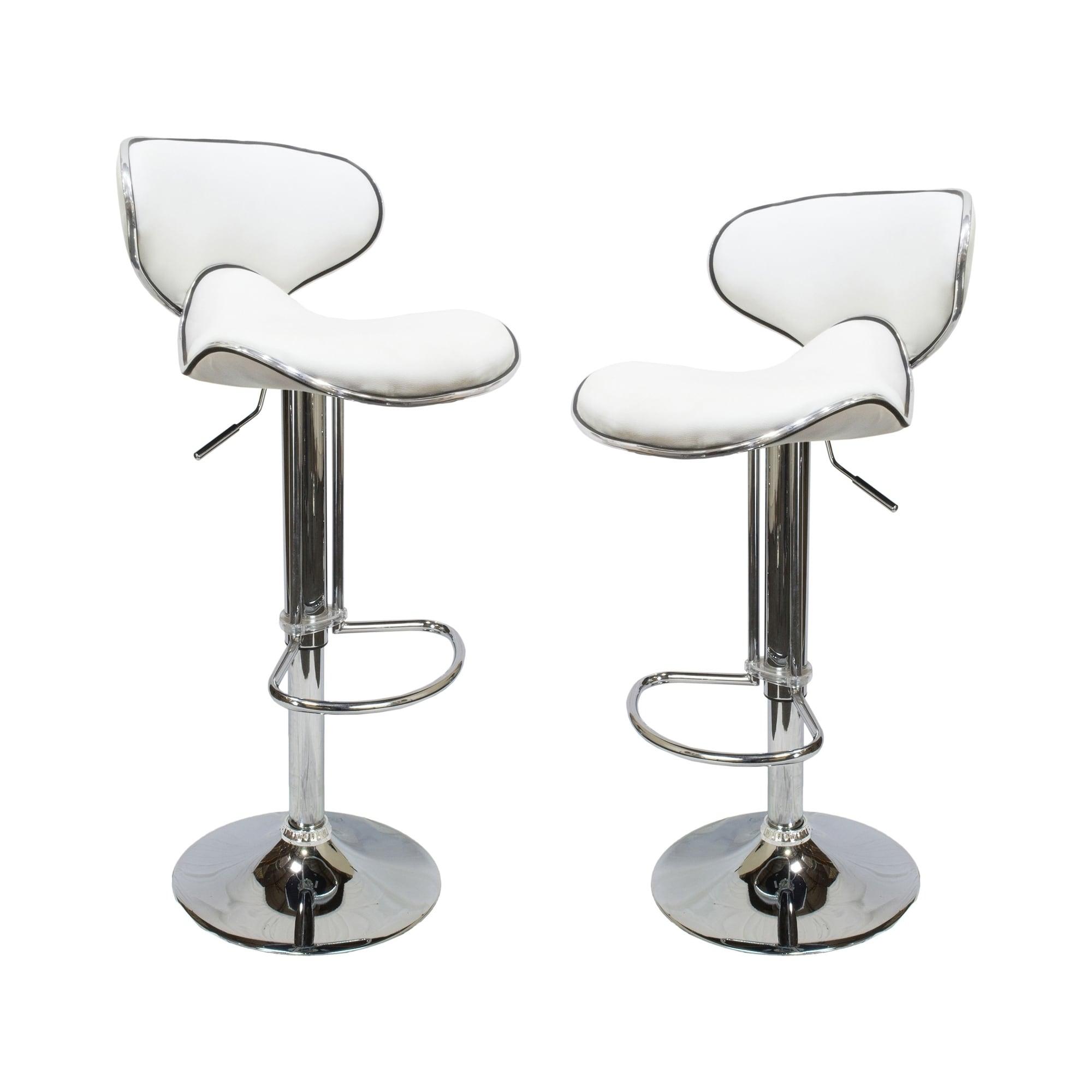 Strange Best Master Furniture Modern Adjustable Swivel Bar Stool Set Of 2 Bralicious Painted Fabric Chair Ideas Braliciousco