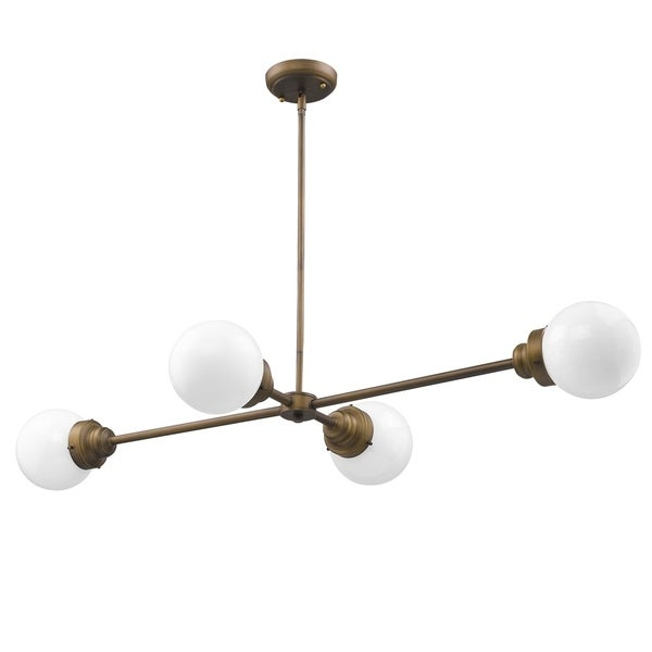 Acclaim Lighting Portsmith 4-Light Chandelier