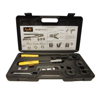 Apollo 1/2 Pex Multi-Head Crimp Tool Kit