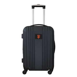 MLB San Francisco Giants Luggage Carry-on 21in Hardcase two-tone Spinn