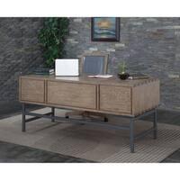 Fremont Half Pedestal Desk