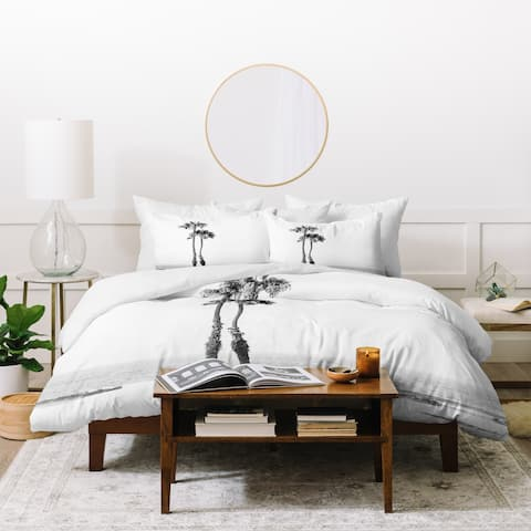 Bree Madden Two Palms Duvet Cover Set