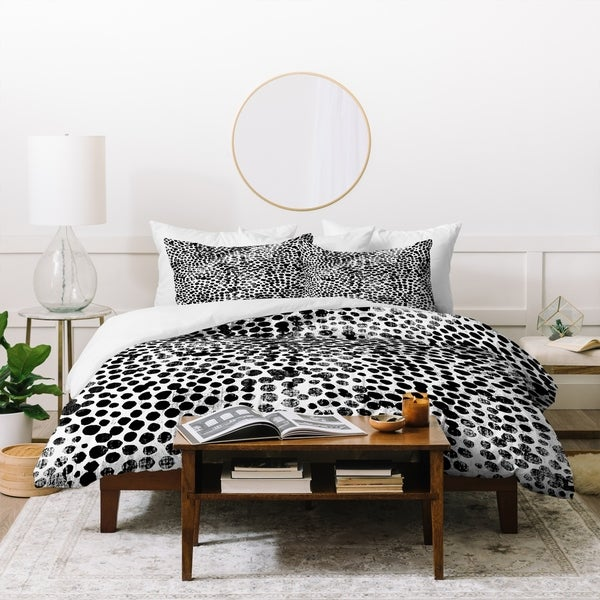 Susanne Kasielke 4 Dotted Circles Duvet Cover Set