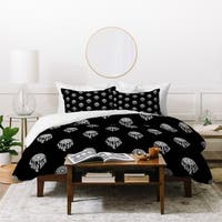 Lisa Argyropoulos Dreamcatchers Mono Duvet Cover Set