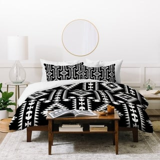 Link to Deny Designs Geometric Panel Duvet Cover Set Twin XL (2-Piece Set) (As Is Item) Similar Items in As Is