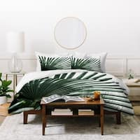 Mareike Boehmer Palm Leaves 13 Duvet Cover Set