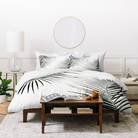 Mareike Boehmer Palm Leaves 9 Duvet Cover Set