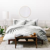 Mareike Boehmer Palm Leaves 9 Duvet Cover Set