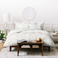 Holli Zollinger Sunburst Light Duvet Cover Set