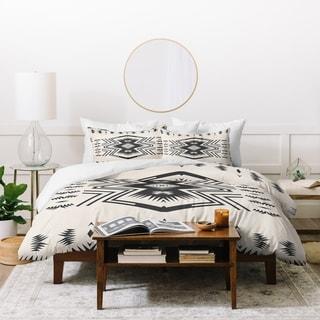 Link to Deny Designs Colorado Canvas Duvet Cover Set (3-Piece Set) Similar Items in Duvet Covers & Sets