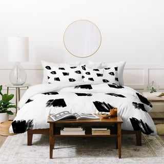 Kelly Haines Messy Dots Duvet Cover Set