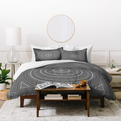 Dash and Ash Atticus Duvet Cover Set