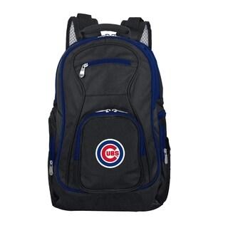 MLB Chicago Cubs Trim color Laptop Backpack
