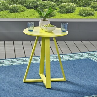 Haiti Outdoor Bistro Table by Christopher Knight Home