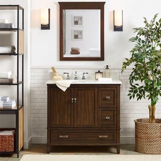 Avenue Greene Konnor 36 Inch Bathroom Vanity