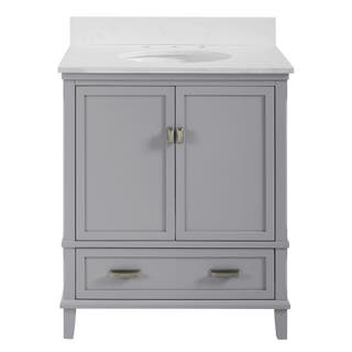 avenue greene konnor 30 inch bathroom vanity - Gray Bathroom Vanity