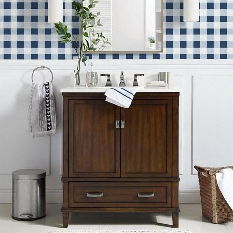 Avenue Greene Konnor 30-inch Bathroom Vanity