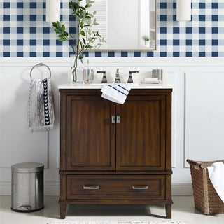 Avenue Greene Konnor 30-inch Bathroom Vanity