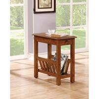 Impressive Side Table, Brown