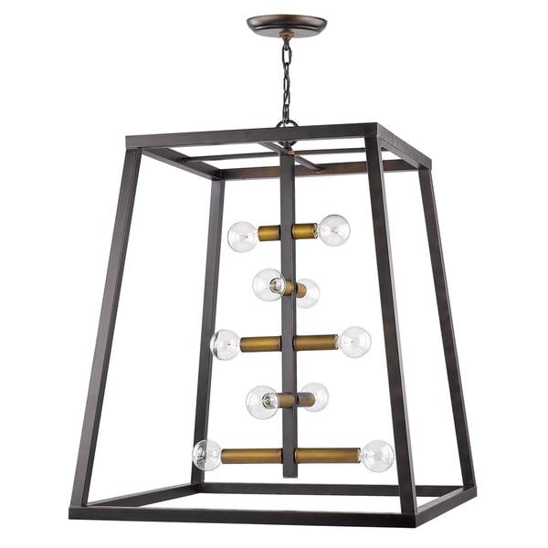Acclaim Lighting Tiberton 10-Light Pendant