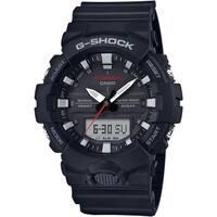 Casio G-Shock GA-800 Series Analog-Digital Men's Watch (Black)