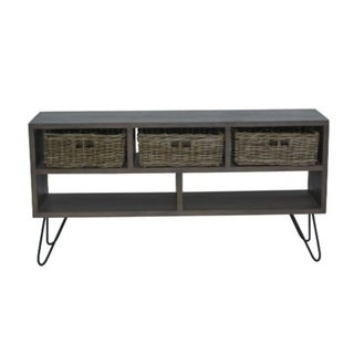 East At Main's Mercury TV Stand with storage