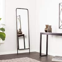 Holly & Martin Sowell Black Full-Length Leaning Mirror