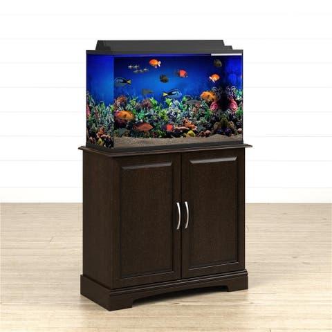 Avenue Greene Beachwood 29 - 37 Gallon Aquarium Stand