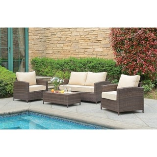 Havenside Home Ocean Shores 4-piece Sofa Set