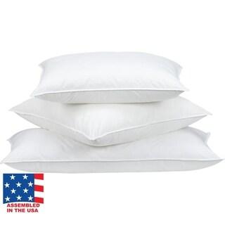 Providence Down Alternative Firm Pillow - White