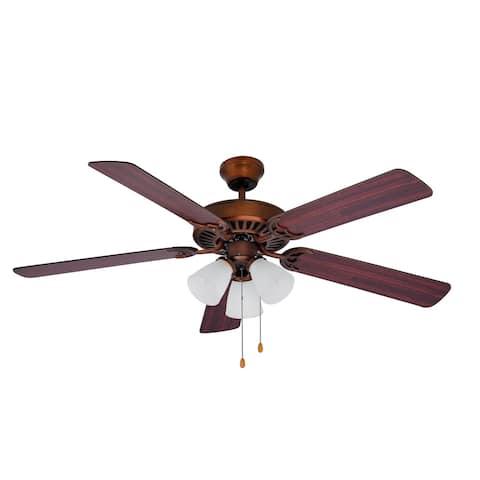 Spottswood 3-light Ceiling Fan