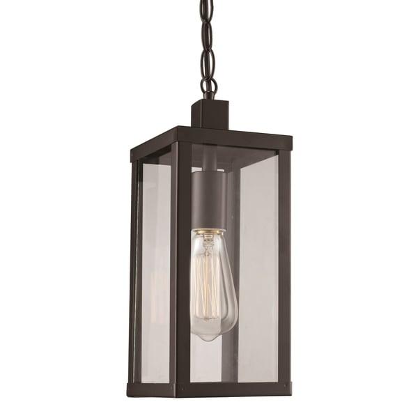 Oxford Black 1-light Hanging Lantern. Opens flyout.