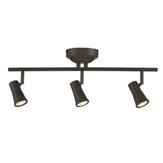 Robbins Rubbed Oil Bronze Integrated LED Track Light