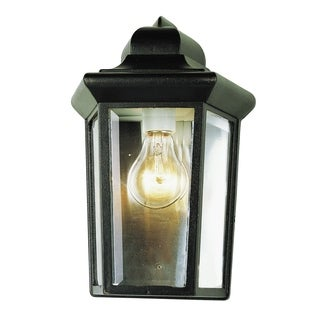 Rendell Black 1-light Pocket Lantern