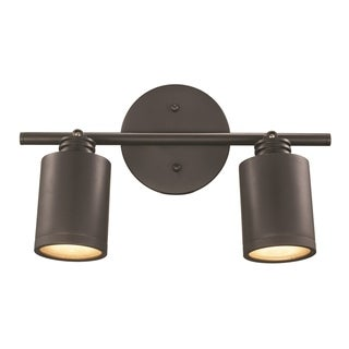 Holdrege Rubbed Oil Bronze Integrated LED Track Light