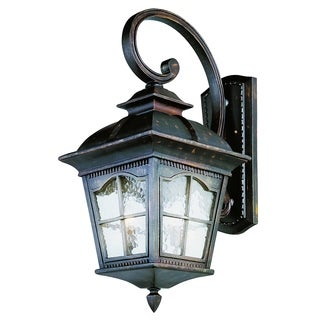 Briarwood Antique Rust 4-light Wall Lantern