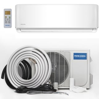 MRCOOL Advantage 18,000 BTU 1.5 Ton Ductless Mini-Split Air Conditioner and Heat Pump - 230V/60Hz - White