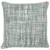 Kosas Home Baxter Woven 22-inch Throw Pillow
