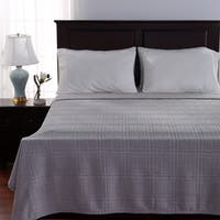 Berkshire Blanket® Lodge Plaid Plush Blanket