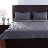 Berkshire Blanket and Home Jersey Soft Comforter Set