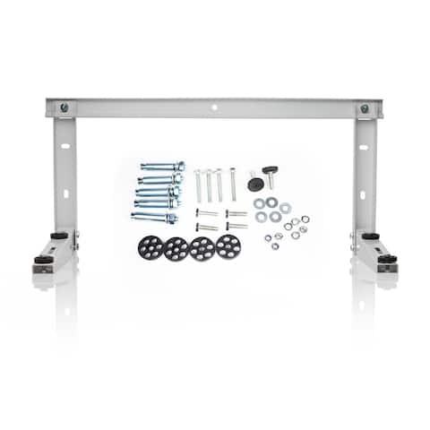 MRCOOL Condenser Wall Mounting Kit for 9k to 18k BTU MrCool Ductless Split System - White