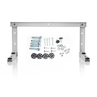 MRCOOL Condenser Wall Mounting Kit for 9k to 18k BTU MrCool Ductless Split System - White