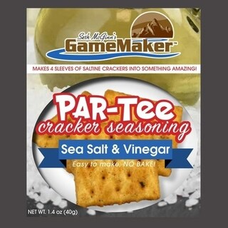 Par-Tee Cracker Seasoning - Sea Salt & Vinegar