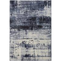 "Couristan Easton Abstract Mosaic Slate Area Rug - 9'2"" x 12'5"""