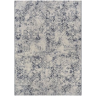 """Couristan Easton Antique Lace Oyster Area Rug - 7'10"""" x 11'2"""""""