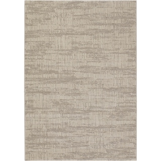 "Couristan Everest Graphite Sea Mist Area Rug - 9'2"" x 12'5"""